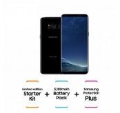 (PRE-ORDER) Samsung Galaxy S8 Black  [ETA: 4 May 2017]