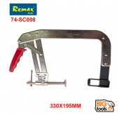 REMAX 74-SC008 Valve spring compressor 78-136mm