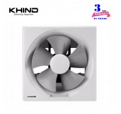 Khind 10 Exhaust Fan EF1001 Power Efficient Motor Detachable Oil Receptacle