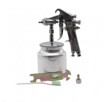 YANZHI  Suction Air Spray Gun Nozzle 1.5mm 750ml Cup Paint Sprayer