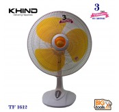 KHIND 16 Table Fan TF1612 Winter Snow (Random Colour)
