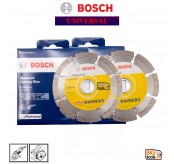 2 pcs 105mm Bosch Diamond Cutting Disc (Universal) - 2608615025