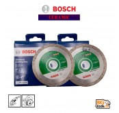 "2 PCS Bosch 4"" Diamond Blade For Ceramic - 2608615026"