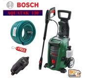 BOSCH AQUATAK 130 PRESSURE CLEANER 1700W 130BAR+ 10M HOSE