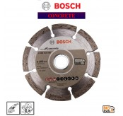 Bosch 105mm (4˝) Eco Diamond Cutting Disc Concrete