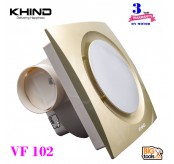 KHIND Ventilation Fan VF102 (Ceiling Type)