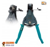 SNELL Automatic Wire Stripper Crimping Pliers Multifunctional Terminal Tool  SN14-113