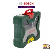 Bosch  X-Line 33-Piece Drill Bit and Screwdriver Bit Set  #2607019325