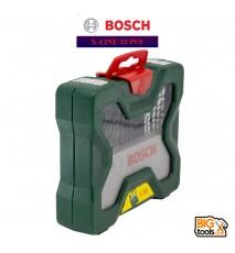 Bosch  X-Line 33-Piece Drill Bit and Screwdriver Bit Set  #2607019325