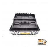 17.5 inch Hand carry type Multifunction Plastic Toolbox 450*225*190mm