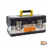 14 inch Hand carry type Multifunction Plastic Rotary Toolbox 355*165*165mm