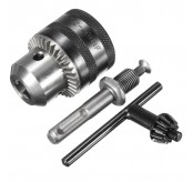 13mm 1/2'' 20 UNF  Drill Chuck with Shaft Adaptor And Chuck Key Tool