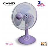 Khind Table Fan TF1610 [3 Years Motor Warranty] Random Color
