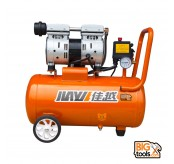 JIAVI QTS-550 30Lts Noiseless & Oil-free Portable Mini Air Compressor Machine Pump