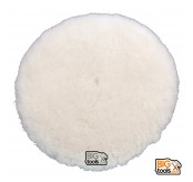 "6"" Waxing Polished Wool Wheel High Density Soft with Self-Adhesive Type for Polished / Cleaning"