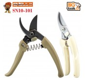 """SNELL 8"""" Heavy Duty Garden Hand Pruner Pruning Shears Clippers with Safety Lock SN10-101"""
