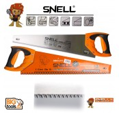 SNELL SN03-211 14'' Professional Steel Hand Saw With Harden Teeth