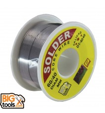 High Quality Store New 1.0mm 100G 60/40 Rosin Core Flux 2.0 percent Tin Lead Roll Soldering Solder Wire