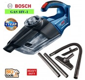 Bosch GAS 18V-1 Cordless 18V Vacuum Cleaner (Solo)  Without Batt &Charger