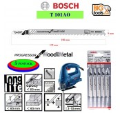 Bosch 5 pcs T345XF Jigsaw Blade For Wood&Metal 2608634994