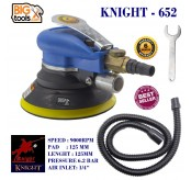 KNIGHT K-652 5 inch Air Sander Sin Self-vacuum Air Sander orbital sander Air orbital sander Burnish machine Pneumatic tools