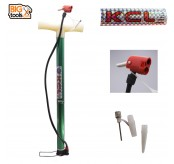 KCL Car Cycling Tire Tyre Inflate Bicycle Hand Pump with High Quality and Durable Flexible Gas Tube