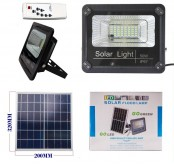 Bigtool Solar Panel Spotlight 50W Garden Light Outdoor Long Work Time 50W Solar LED Flood Light