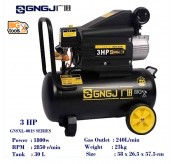 GNGJ GNSXL-001S Series 30Liter Air Compressor Machine Pump