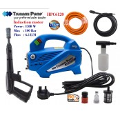 Tsunami Induction Motor Water Jet HPC6120 100 Bar High Pressure Cleaner Water Pump