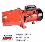 MPT MJET 1003 750W 1HP Intelligent Self-priming Jet Pump