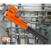 "SHENGWEI  10"" NON GRIP HEAVY DUTY PIPE WRENCH"