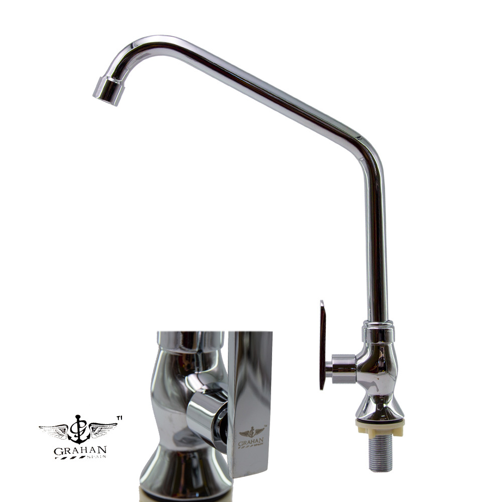 GRAHAN G9109(B) Faucets 360° Rotate Sink Mounted Kitchen Basin ...